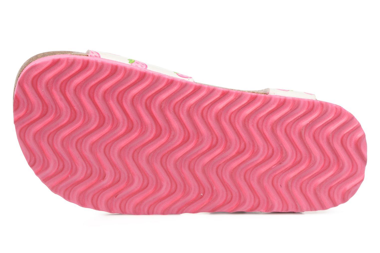 Sandalen Peppa Pig PP MAXIE rosa ansicht von oben
