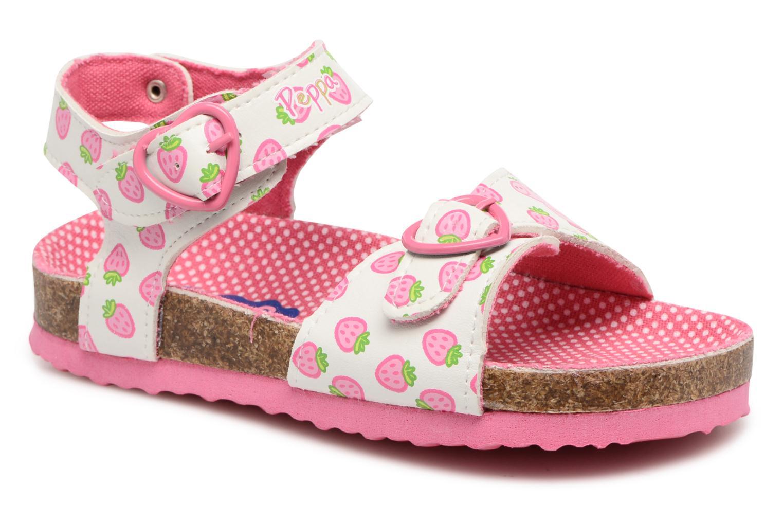 Sandalen Peppa Pig PP MAXIE rosa detaillierte ansicht/modell