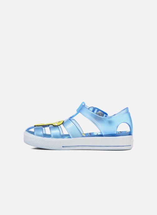 Sandalen Colors of California Jenny sandals DINO Blauw voorkant