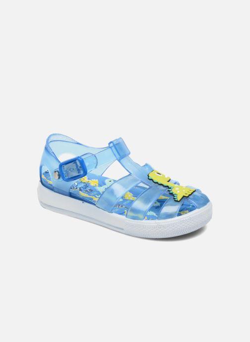 Sandalen Colors of California Jenny sandals DINO Blauw detail