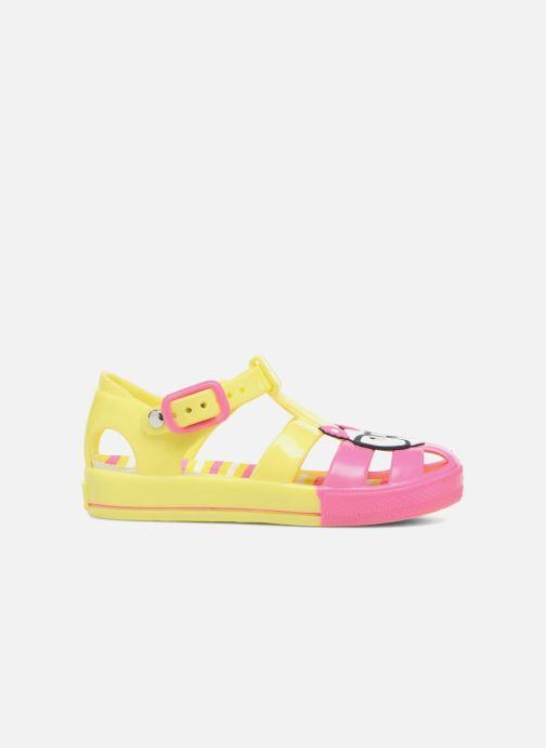 Sandales et nu-pieds Colors of California Jenny sandals CAT Jaune vue derrière