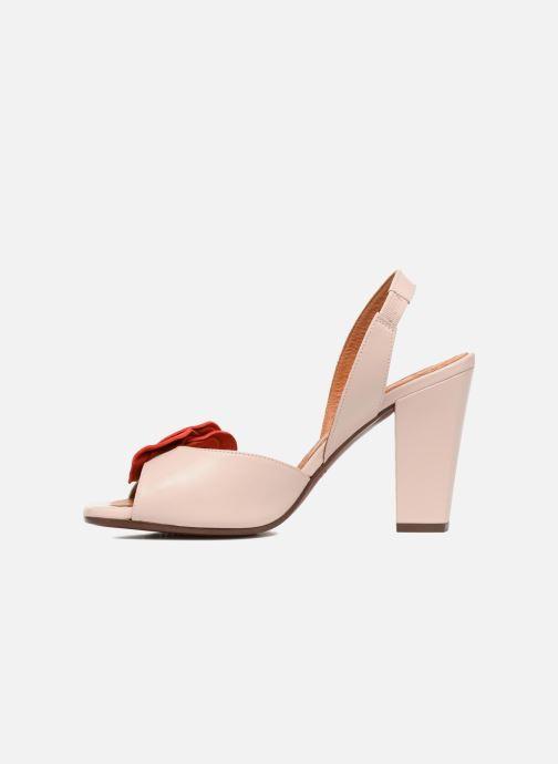 Sandales et nu-pieds Chie Mihara Anami Rose vue face
