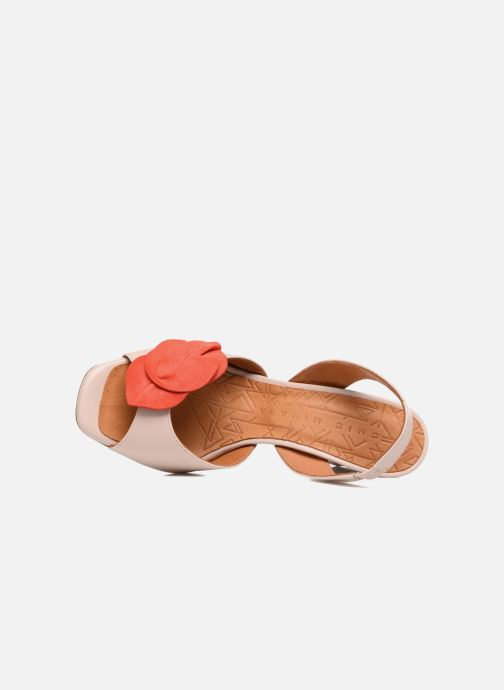 Sandales et nu-pieds Chie Mihara Anami Rose vue gauche