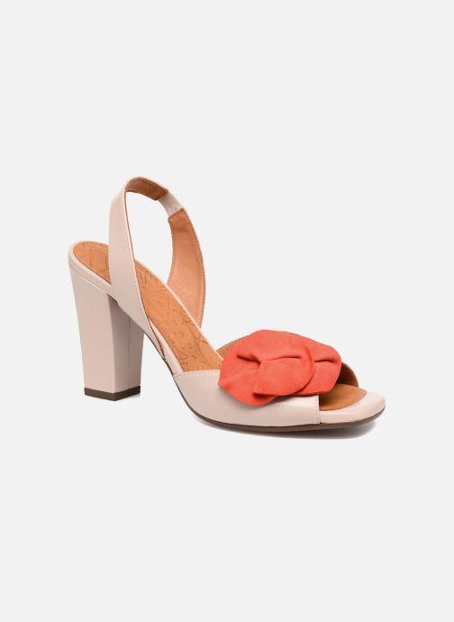 Sandales et nu-pieds Chie Mihara Anami Rose vue détail/paire