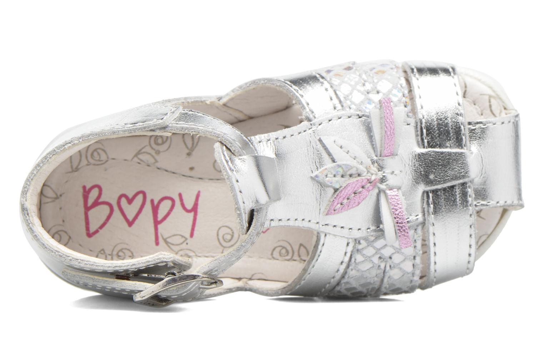 Sandaler Bopy Zetadi Sølv se fra venstre