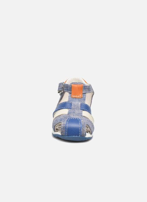 Sandalen Bopy Zinedine Blauw model