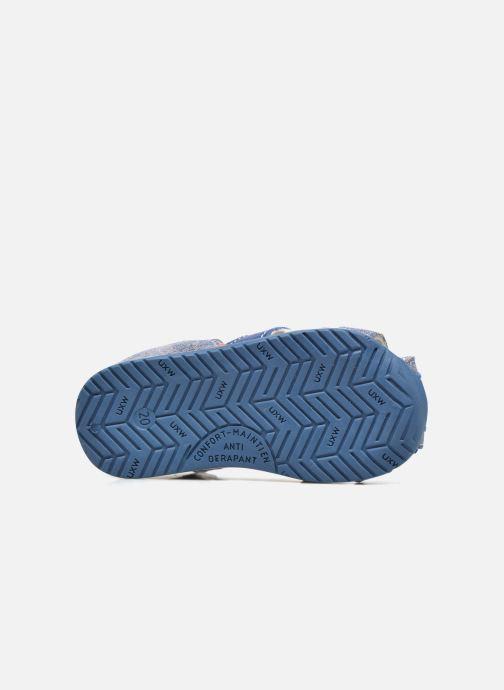 Sandalen Bopy Zinedine Blauw boven