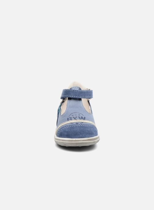 Botines de verano Bopy Zalisa Azul vista del modelo
