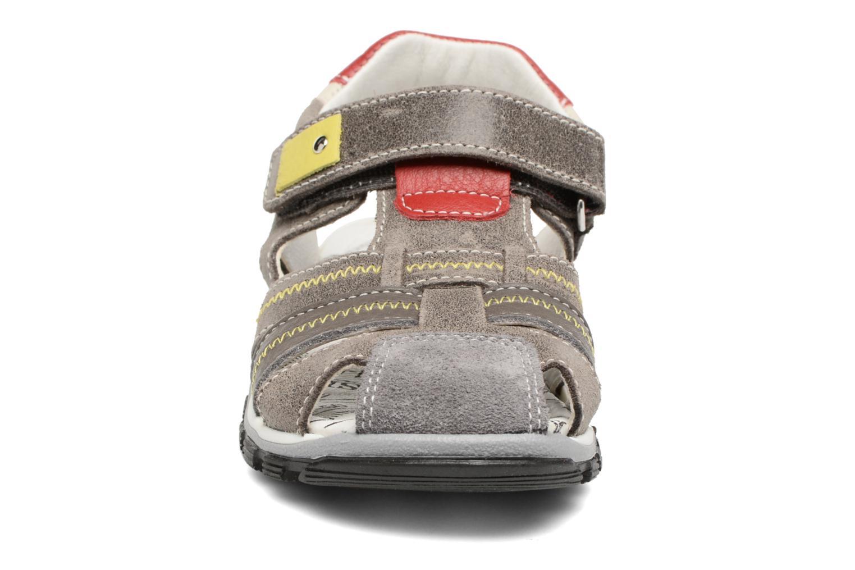 Sandals Bopy Ebriac Grey model view
