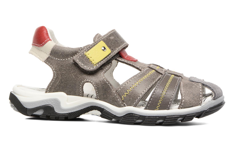 Sandals Bopy Ebriac Grey back view
