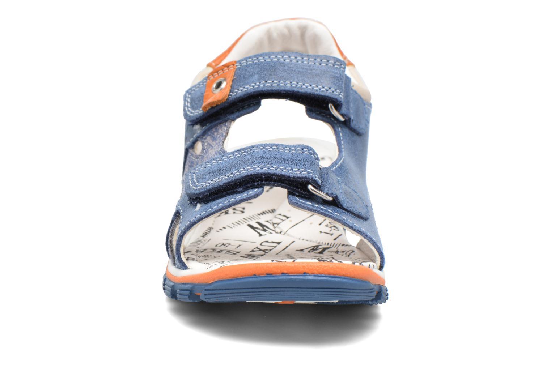 Sandals Bopy Eblake Blue model view