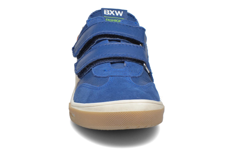 Sneakers Bopy Vanosk Blå se skoene på