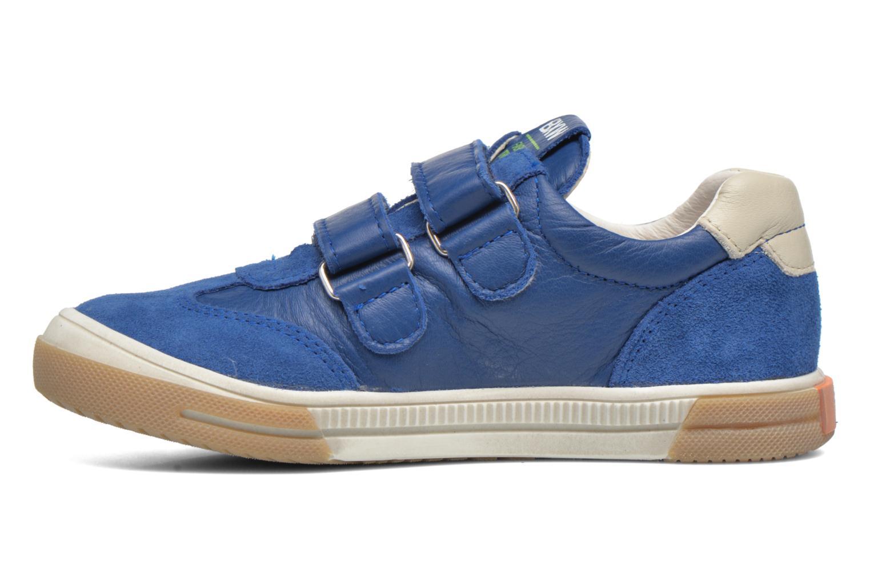 Sneakers Bopy Vanosk Blå se forfra