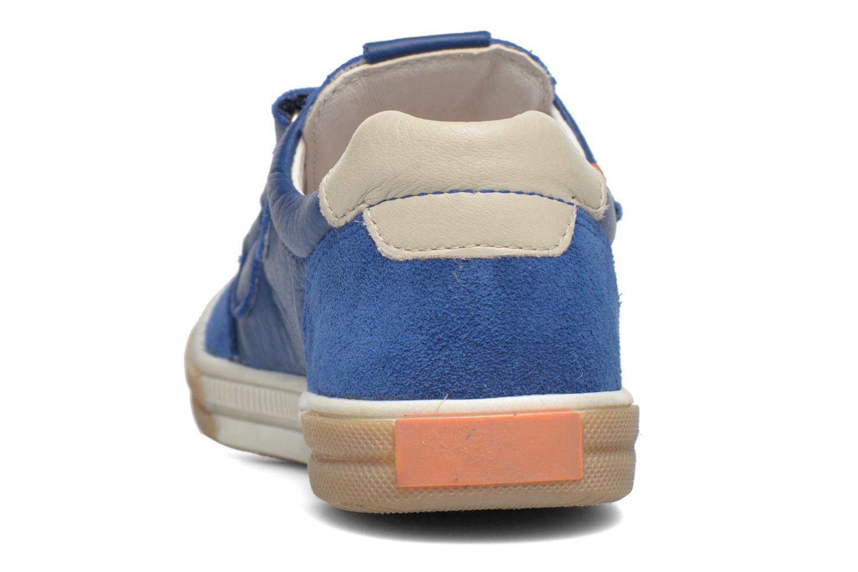 Sneakers Bopy Vanosk Blå Se fra højre