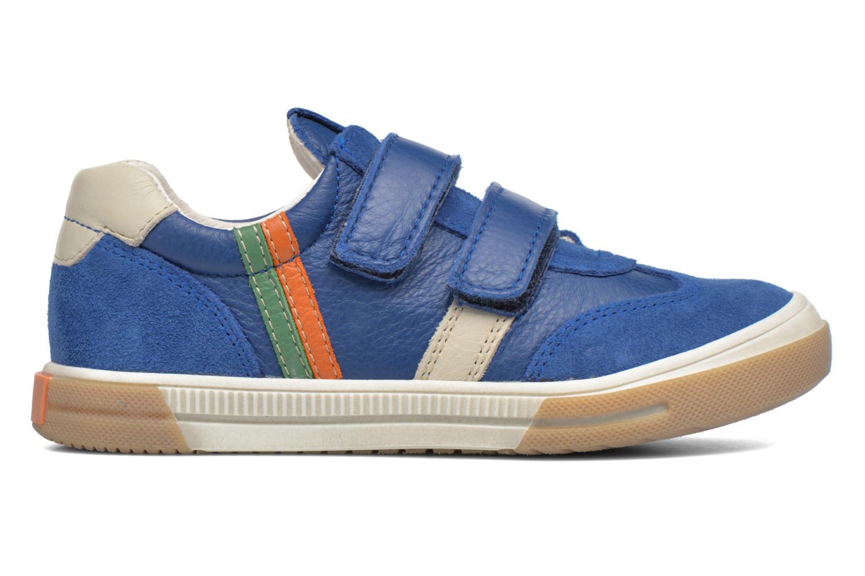 Sneakers Bopy Vanosk Blå se bagfra
