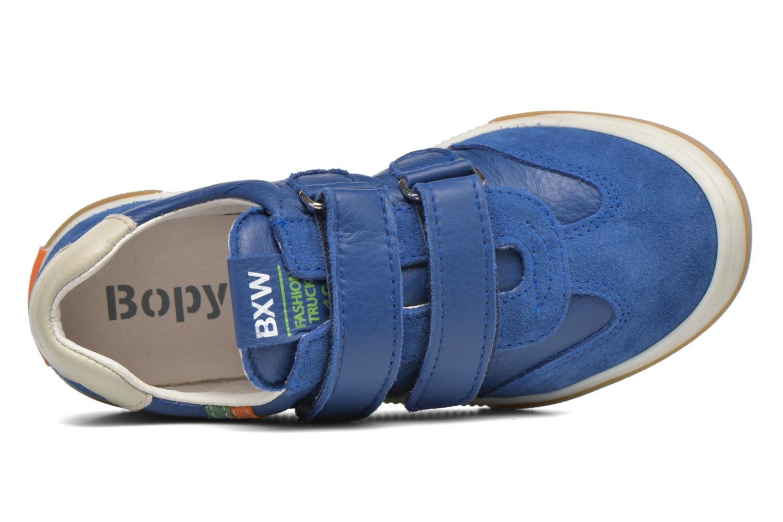 Sneakers Bopy Vanosk Blå se fra venstre