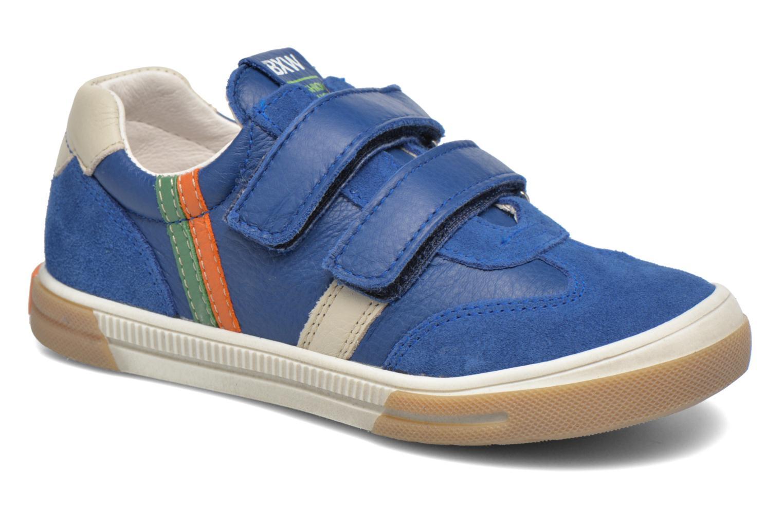 Sneakers Bopy Vanosk Blå detaljeret billede af skoene