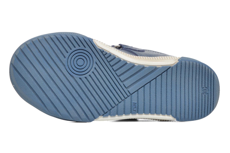 Sneaker Bopy Voba blau ansicht von oben