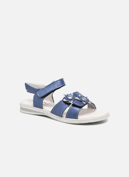 Sandales et nu-pieds Bopy Elisco Bleu vue détail/paire