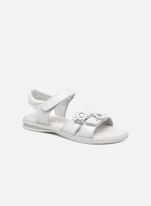 Sandaler Bopy Elisco Hvid detaljeret billede af skoene