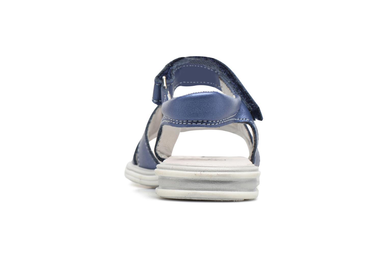 Sandalen Bopy Elisco Blauw rechts