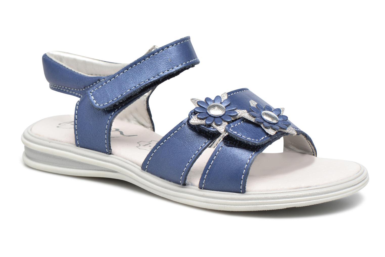 Sandalen Bopy Elisco Blauw detail