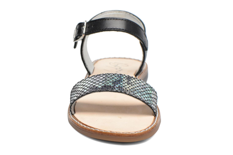 Sandals Bopy Epouf Black model view