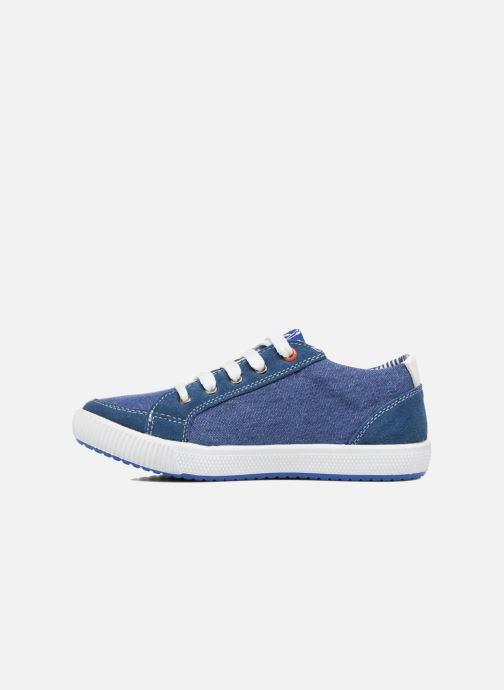 Sneaker Bopy Nardoc blau ansicht von vorne