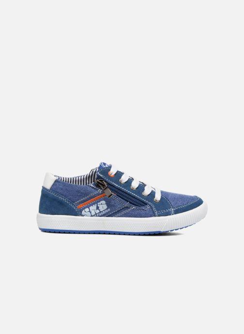 Sneaker Bopy Nardoc blau ansicht von hinten