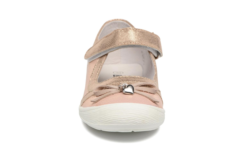 Ballerinas Bopy Laurine rosa schuhe getragen