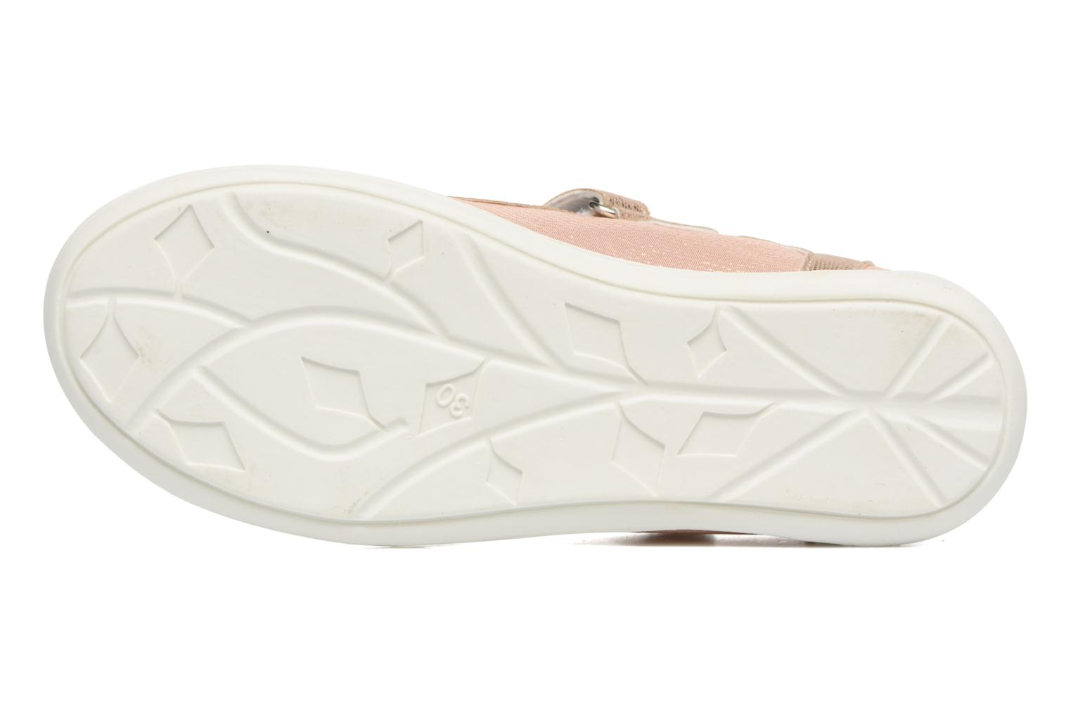 Ballet pumps Bopy Laurine Pink view from above