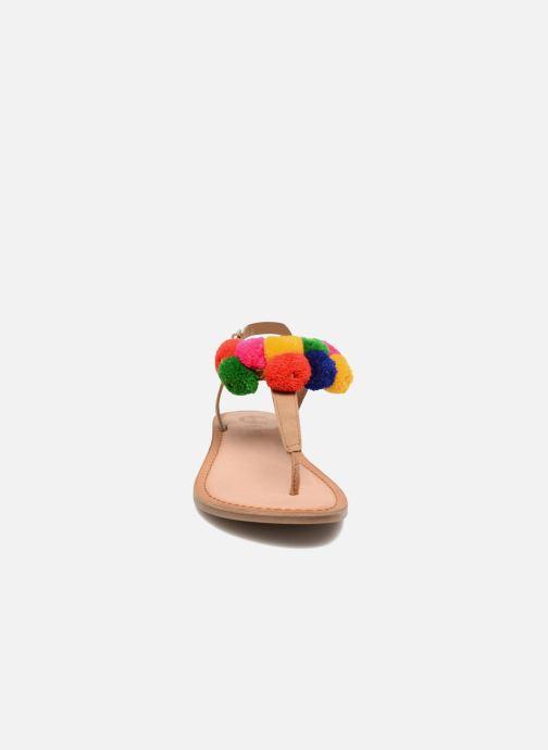 Sandalias Gioseppo Hatae Multicolor vista del modelo