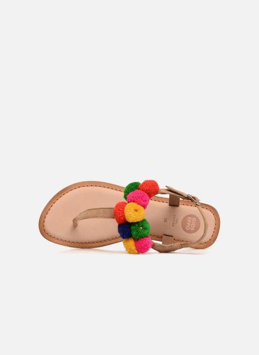 Sandalen Gioseppo Hatae Multicolor links