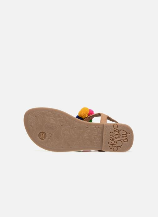 Sandalen Gioseppo Hatae Multicolor boven