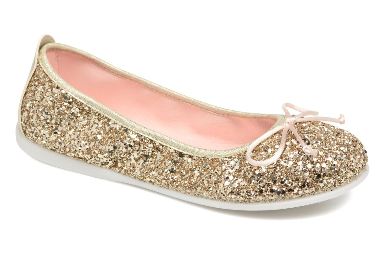 Ballerinas Gioseppo Celinda gold/bronze detaillierte ansicht/modell