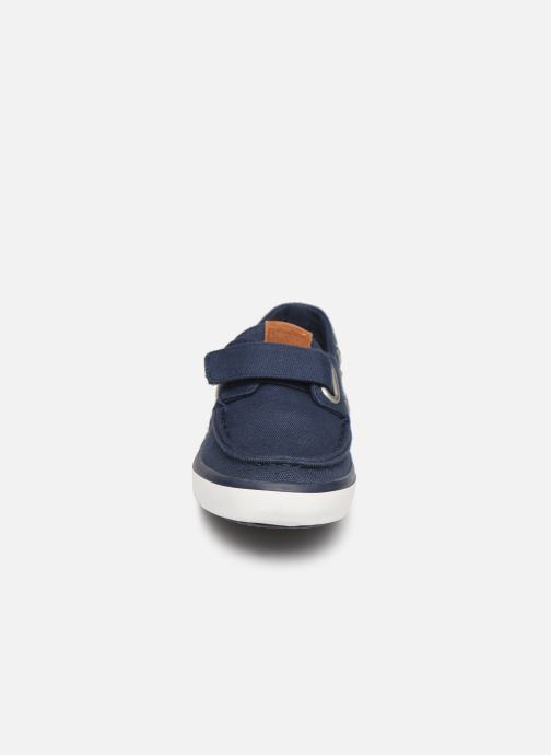 Loafers Gioseppo Cowens Blue model view