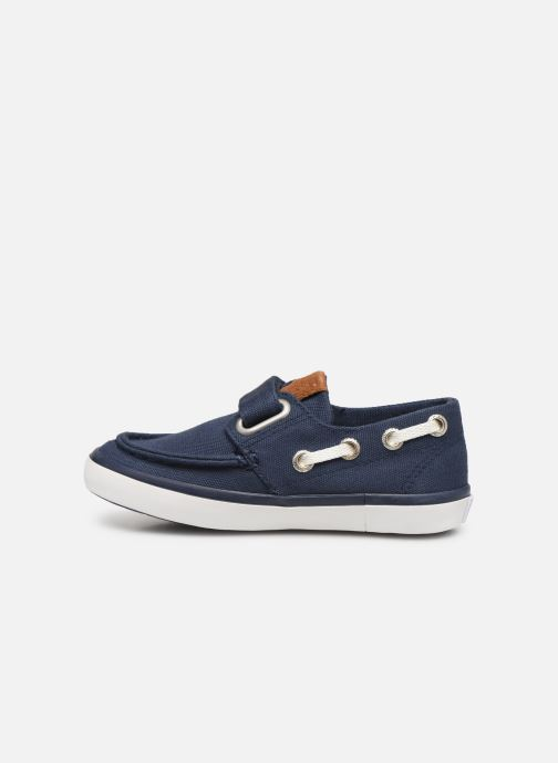 Loafers Gioseppo Cowens Blue front view