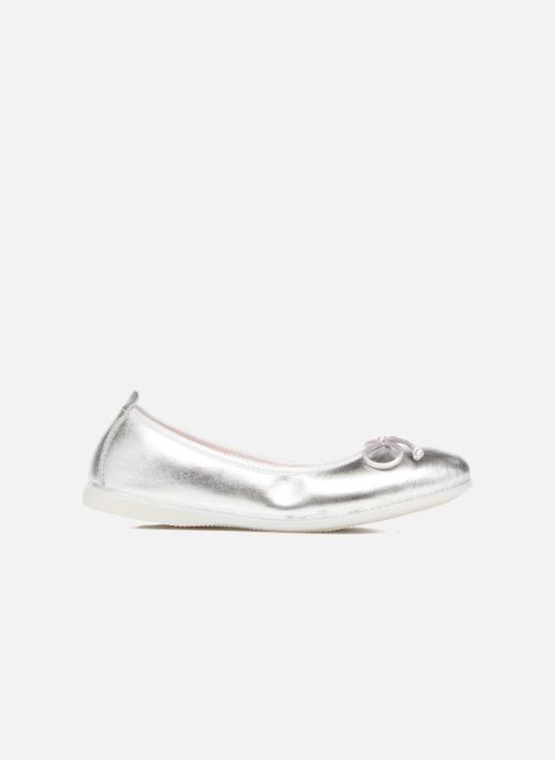 Ballet pumps Gioseppo Ainara Silver back view
