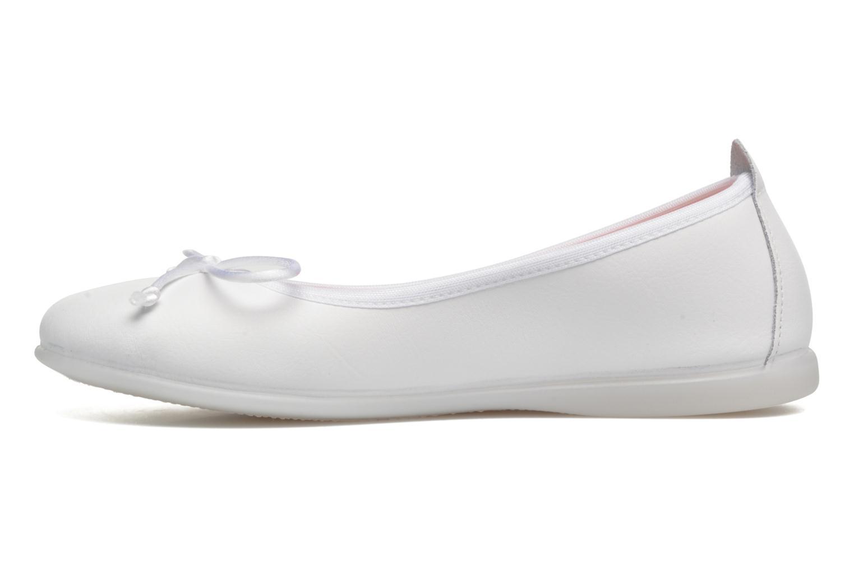 Ballet pumps Gioseppo Ainara White front view