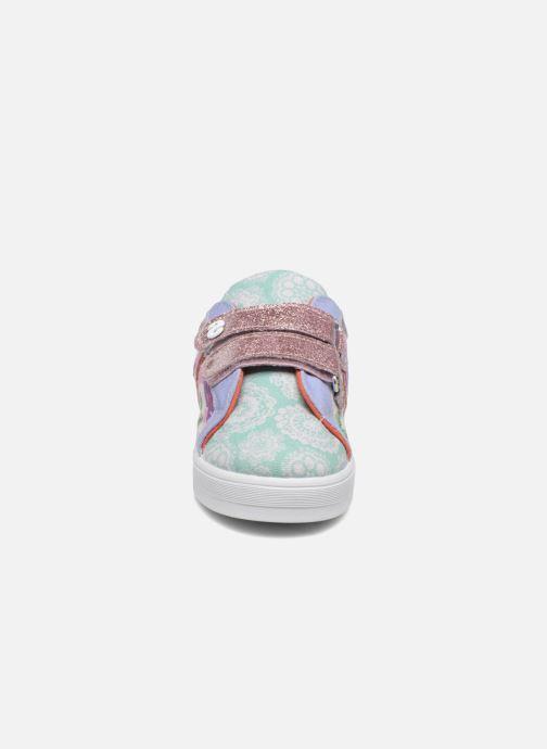 Baskets Desigual Silver Mini 2 Multicolore vue portées chaussures
