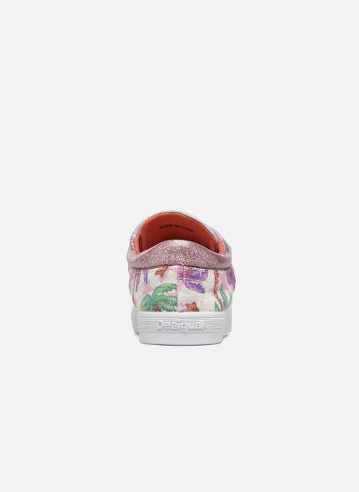 Baskets Desigual Silver Mini 2 Multicolore vue droite