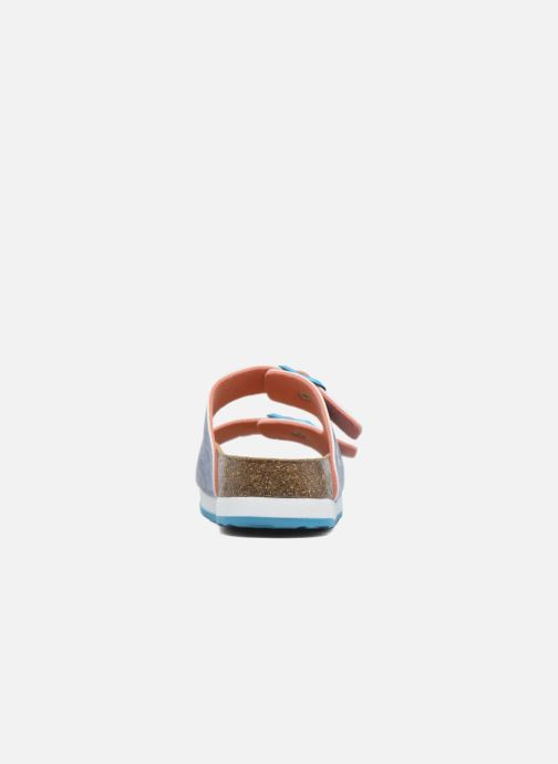 Sandalen Desigual Bio 6 mehrfarbig ansicht von rechts