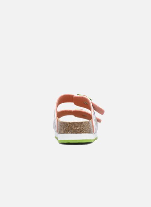 Sandales et nu-pieds Desigual Bio 6 Multicolore vue droite