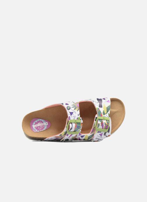Sandales et nu-pieds Desigual Bio 6 Multicolore vue gauche