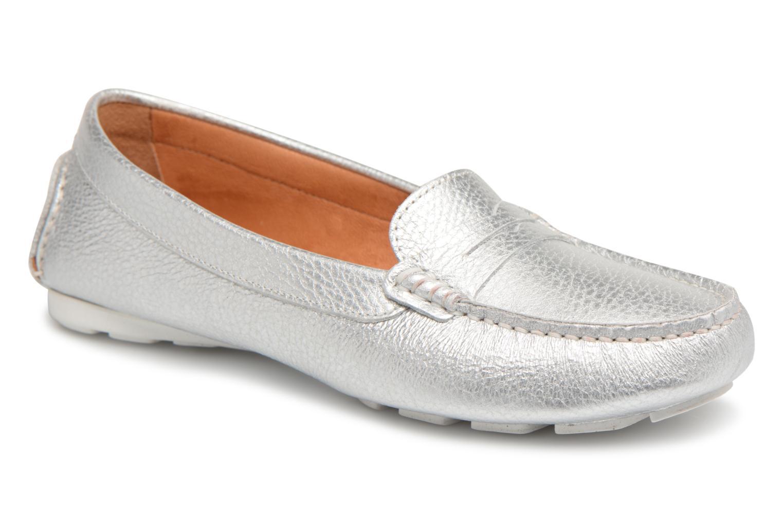 Nuevo zapatos Mocasines Heyraud EDWINA (Plateado) - Mocasines zapatos en Más cómodo cfee69