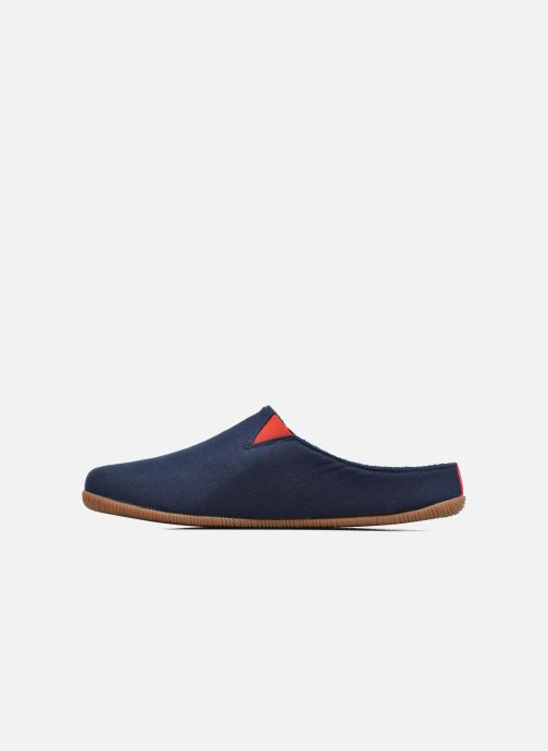 Slippers Giesswein Perkam Blue front view