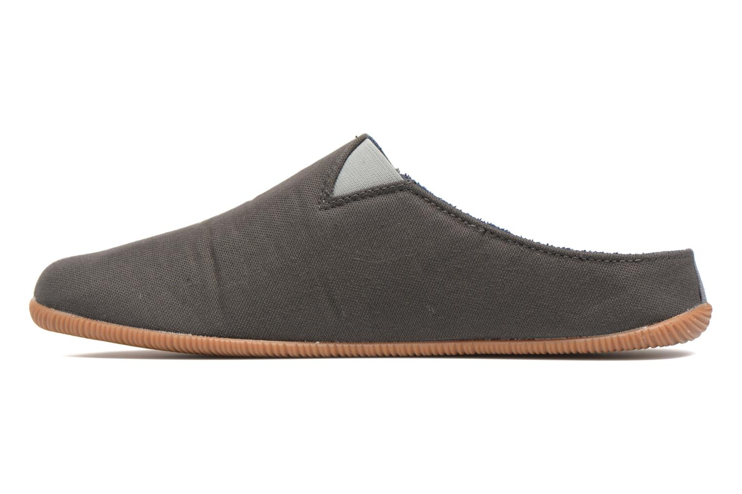 Slippers Giesswein Perkam Grey front view