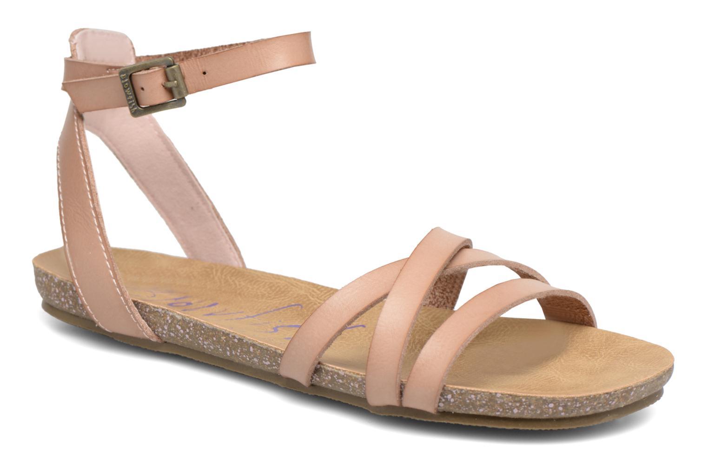 Sandales et nu-pieds Blowfish Galie Rose vue détail/paire