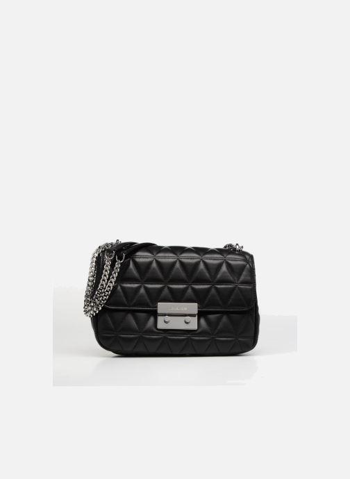 a8bb108f1a6 Handbags Michael Michael Kors SLOAN LG CHAIN SHOULDER Black detailed view   Pair view