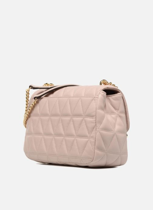 7b7f7a80e9f Handbags Michael Michael Kors SLOAN LG CHAIN SHOULDER Pink view from the  right